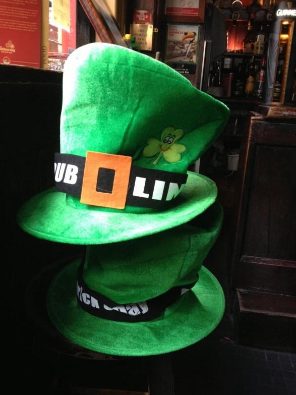 Chapeau Saint Patrick