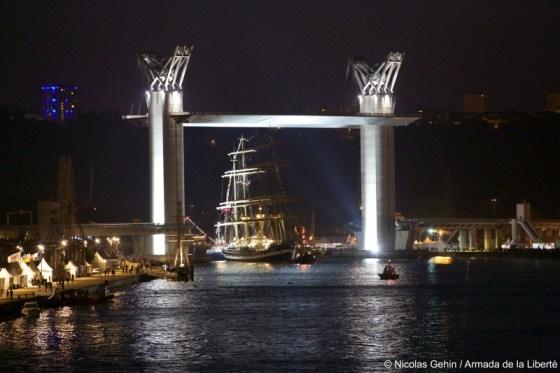 Voiliers Armada de Rouen
