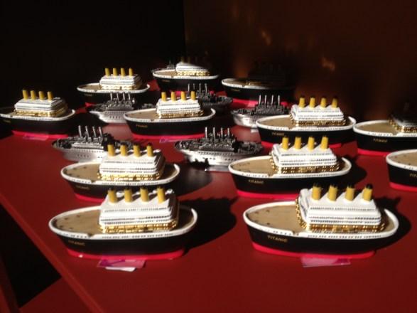 Merchandising Titanic