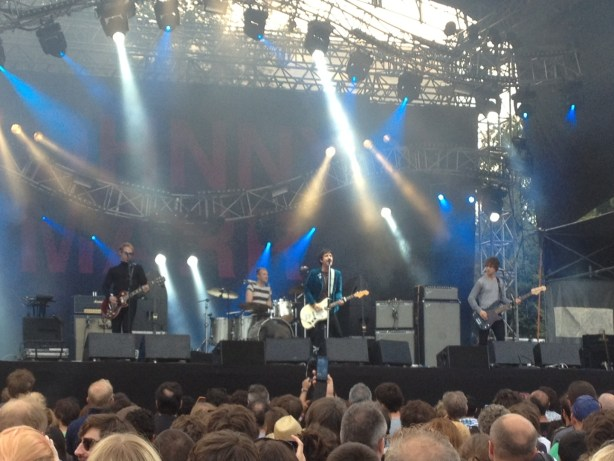 Johnny Marr Rock en Seine