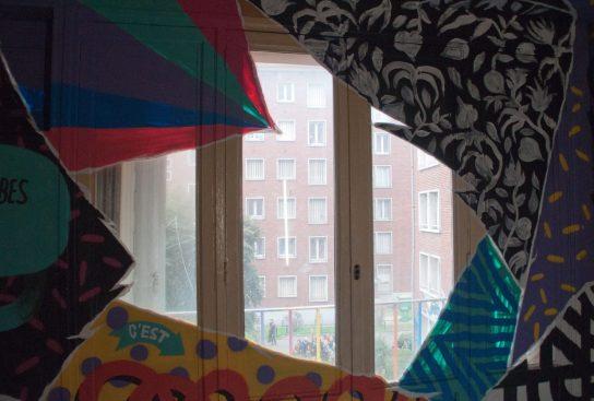 Par la fenêtre Tour 13