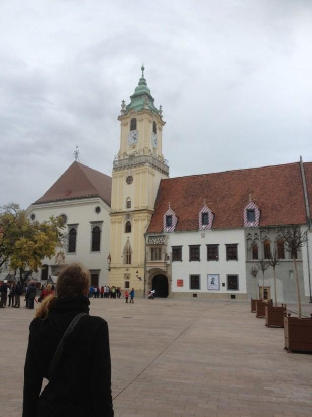 Place Bratislava