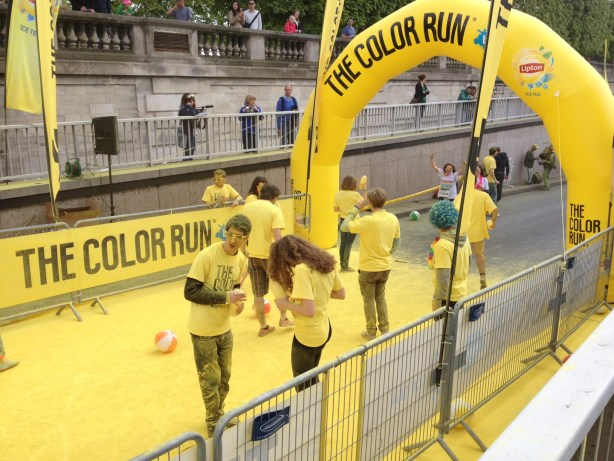 Run Color Jaune