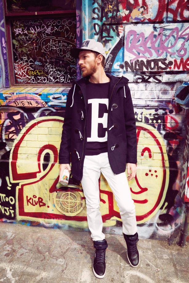 Mode Street Art