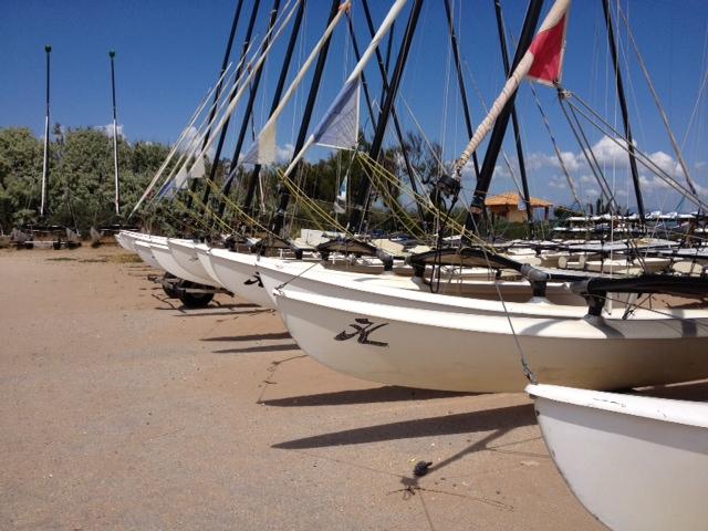 Catamaran UCPA