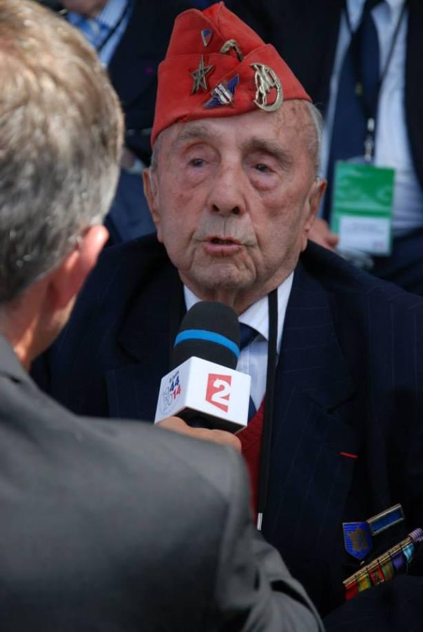 Interview vétéran 1ère guerre mondiale
