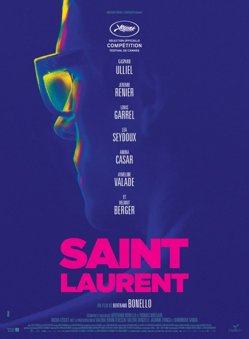 Saint Laurent le film