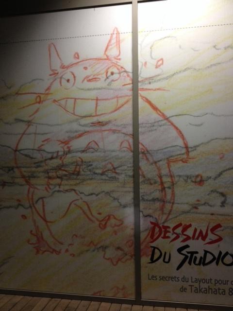 Totoro musée des arts ludiques