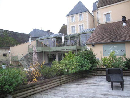 Hôtel Côté Parc