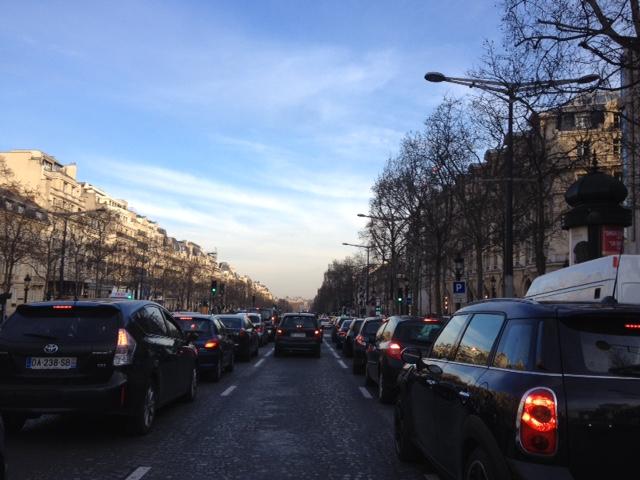 Champs Elysées Canaricar
