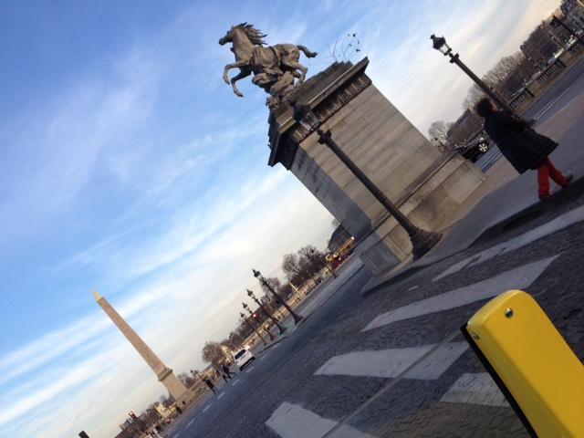 Place de la Concorde Canaricar