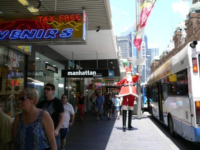 Noël en Australie