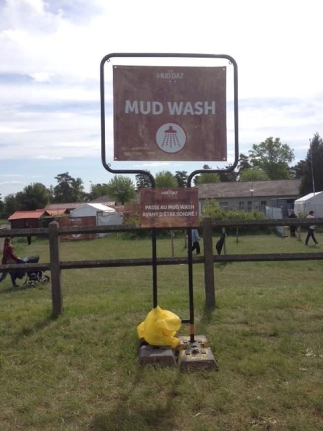 Mud Wash