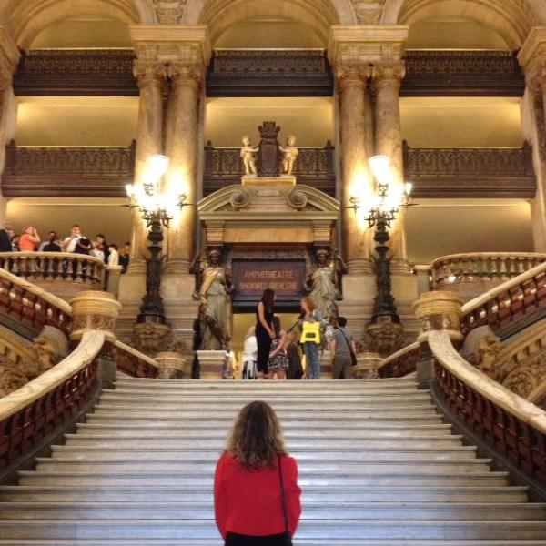 Solcito Opéra Garnier