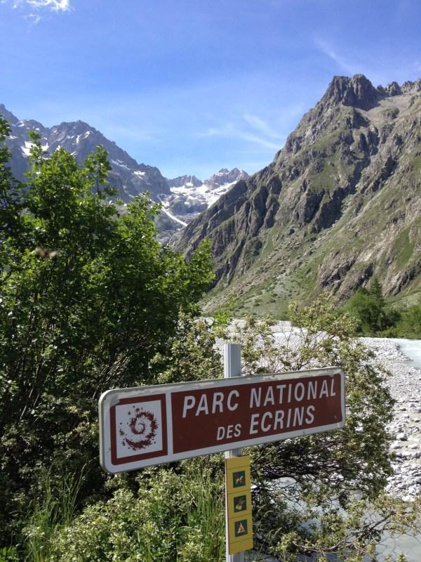 Parc national des écrins