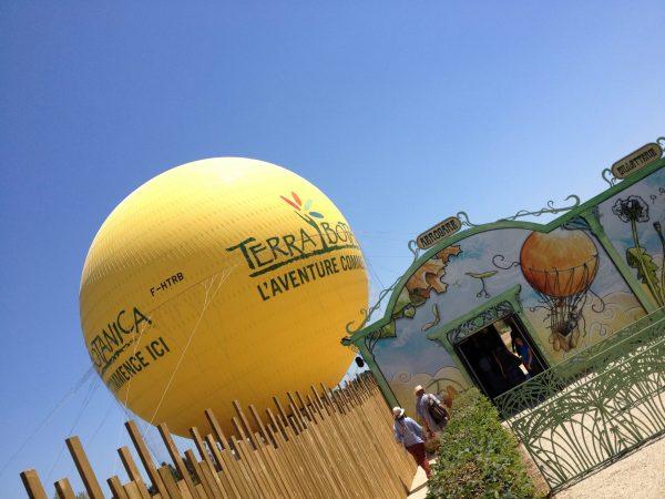 Ballon Terra Botanica