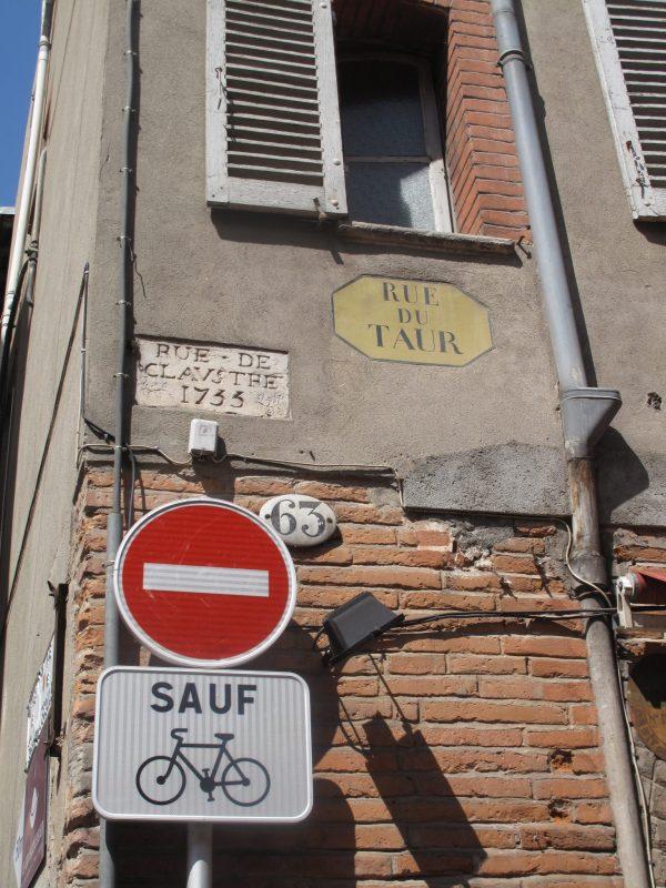 Ruelles Toulouse