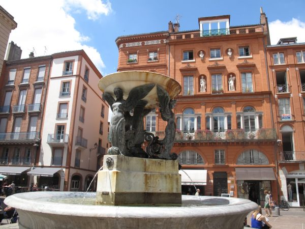 Fontaine Toulouse