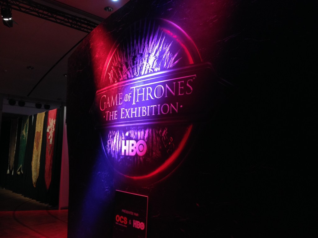 Expo Game of Thrones
