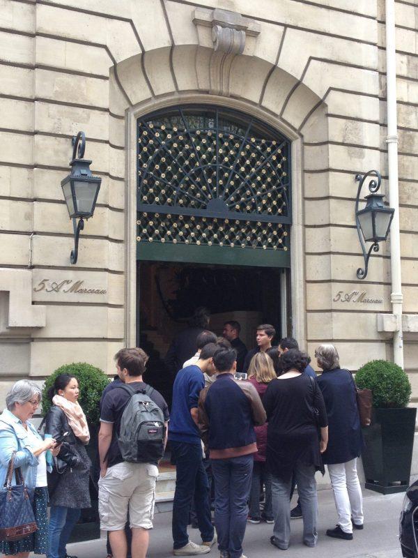 Journées du Patrimoine Yves Saint Laurent