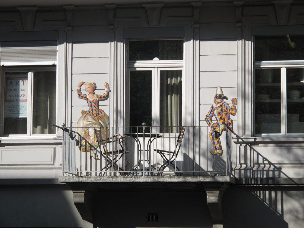 Façades Zurich