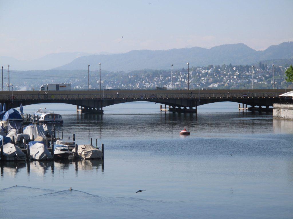 Port de Zurich