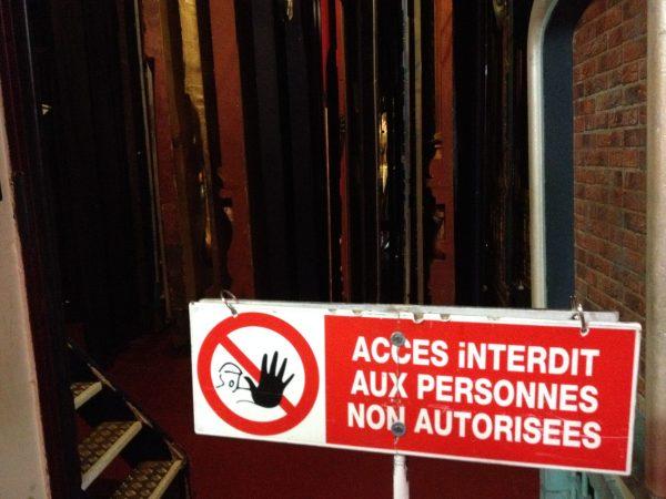 Moulin Rouge Paris Face cachée