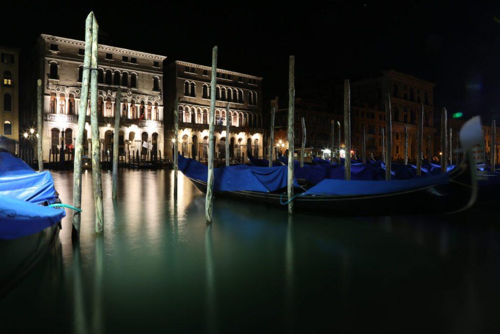 Venise de nuit
