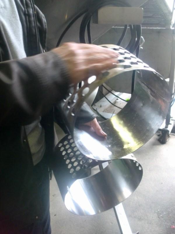 Méthode moderne fabrication cidre