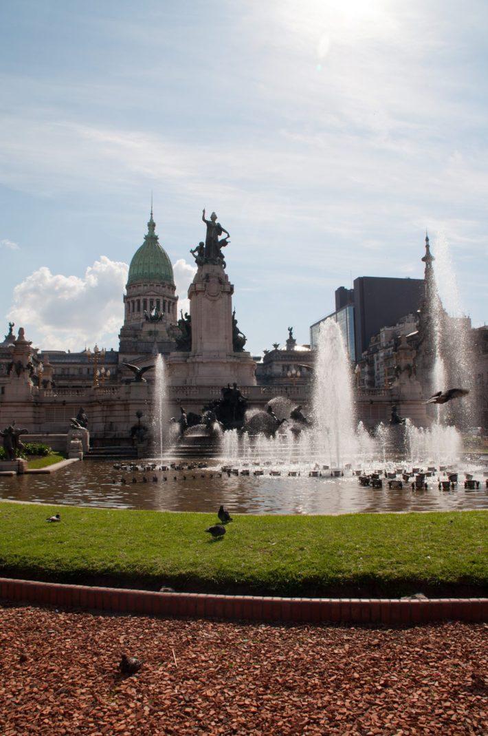 Congrés national Buenos Aires
