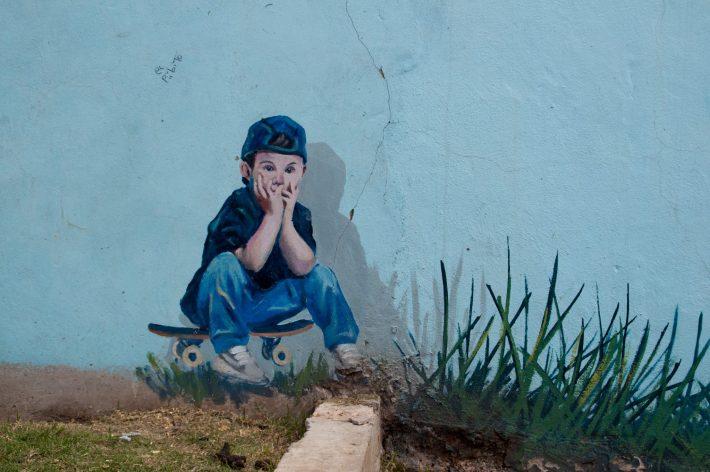 Street Art Palermo Argentine
