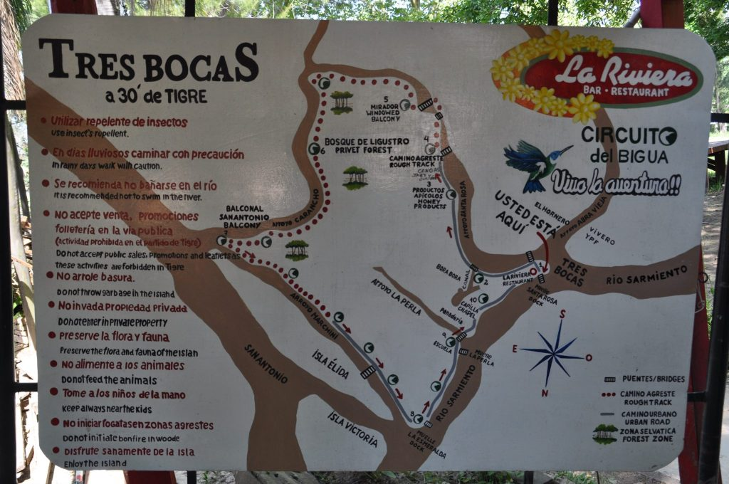 Tres Bocas Argentina
