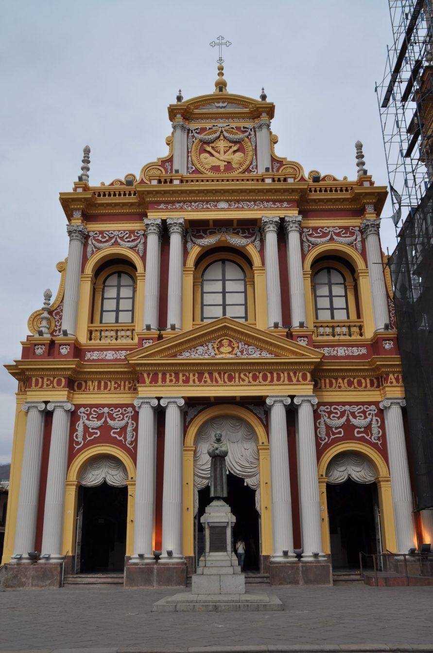 Iglesia de San Francisco Salta