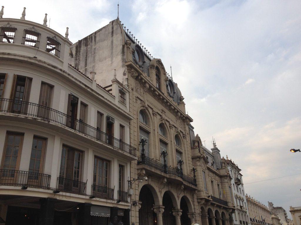 Centre ville Salta