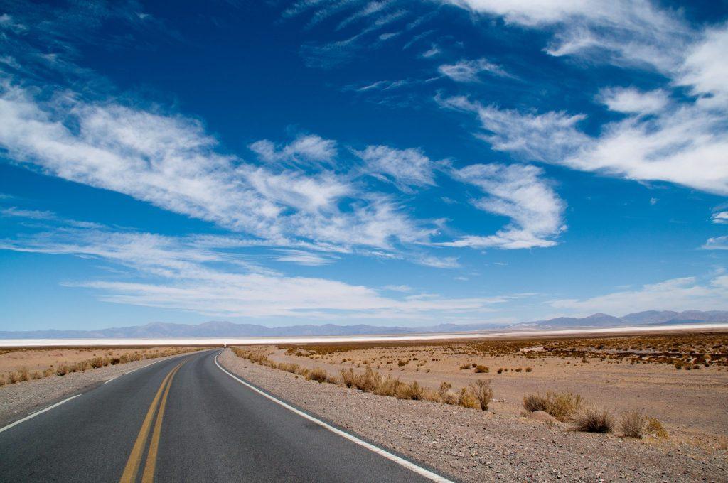 Route Salinas Grandes