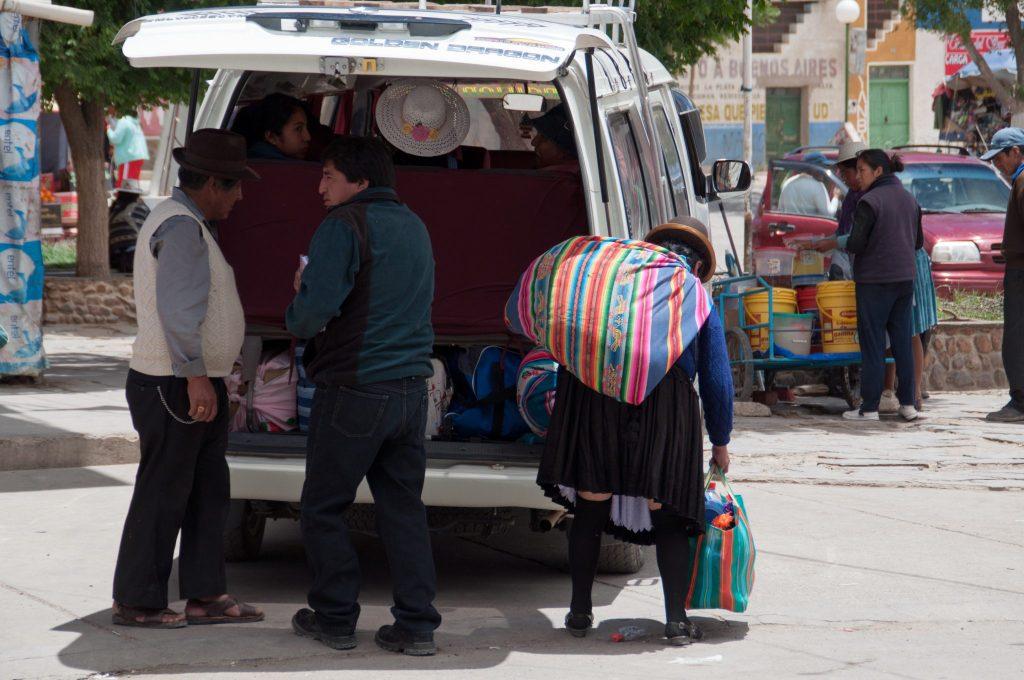 La Quiaca Bolivie