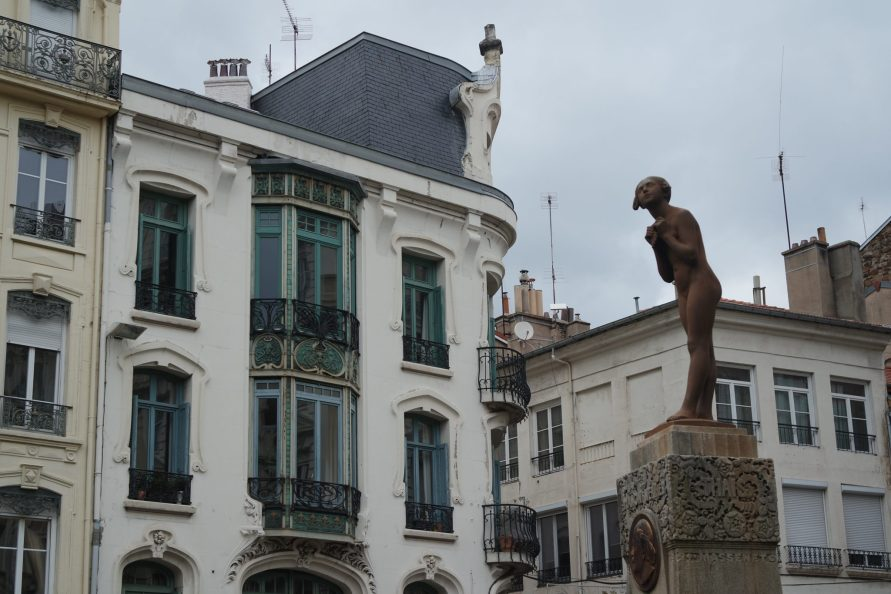 Voyage Saint-Etienne