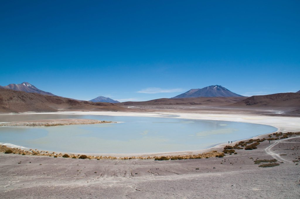 Laguna Bolivie