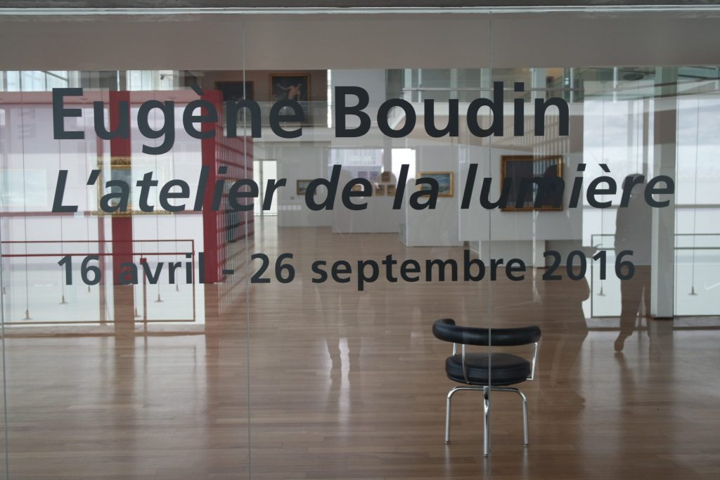 Exposition Eugène Boudin Le Havre
