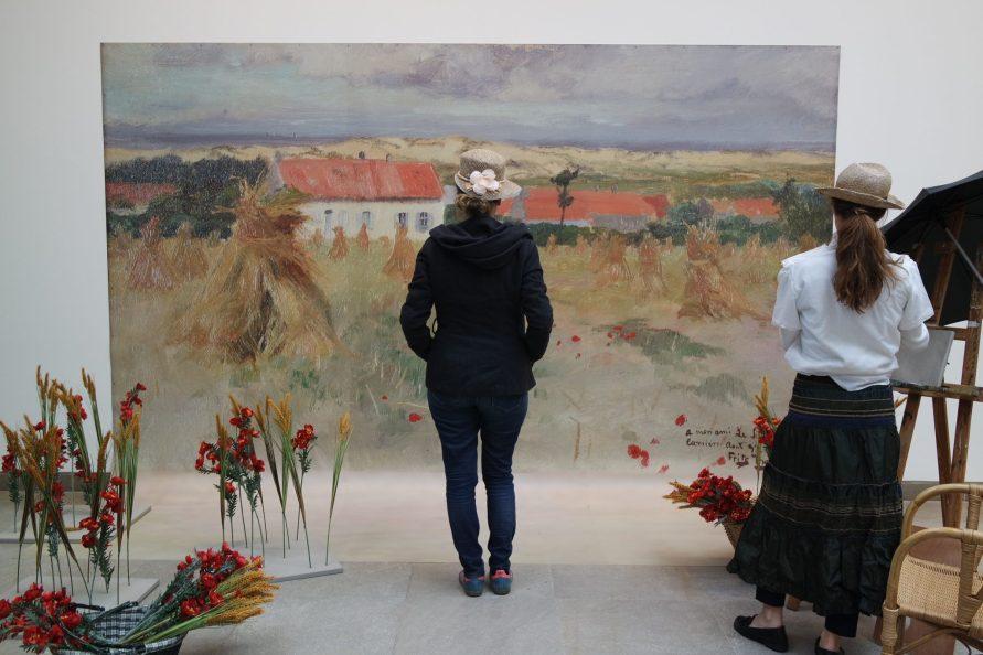 Solcito Affiche Festival Normandie Impressionniste
