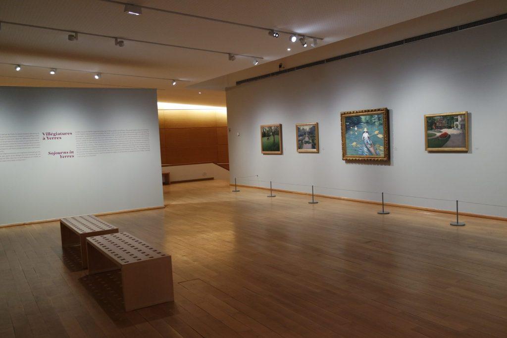 Exposition Caillebotte Festival Normandie Impressionniste