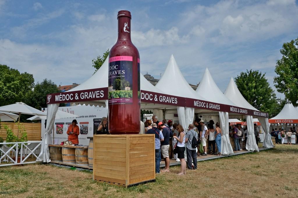 Bordeaux fête le vin 10 ans