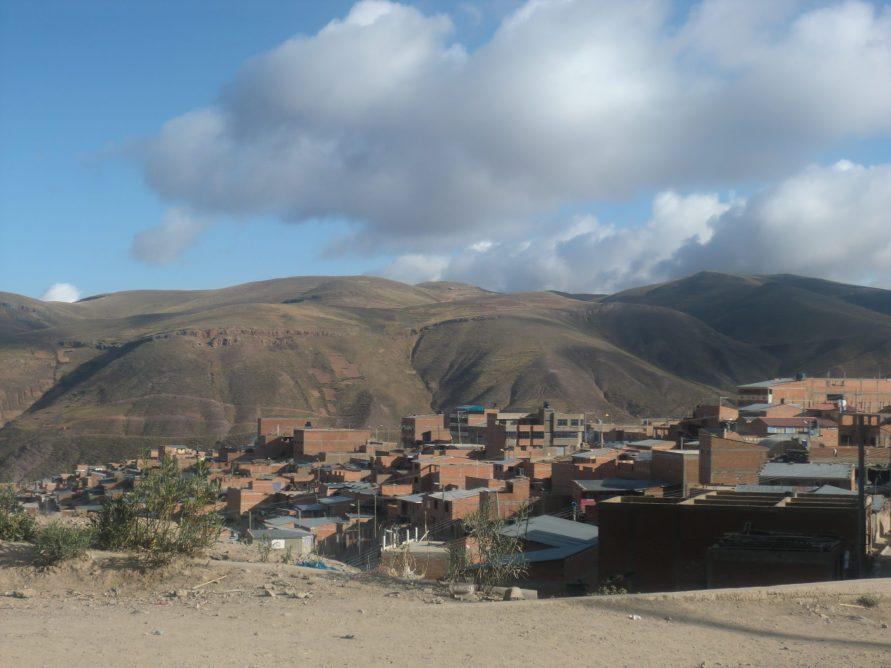 Potosi Bolivie