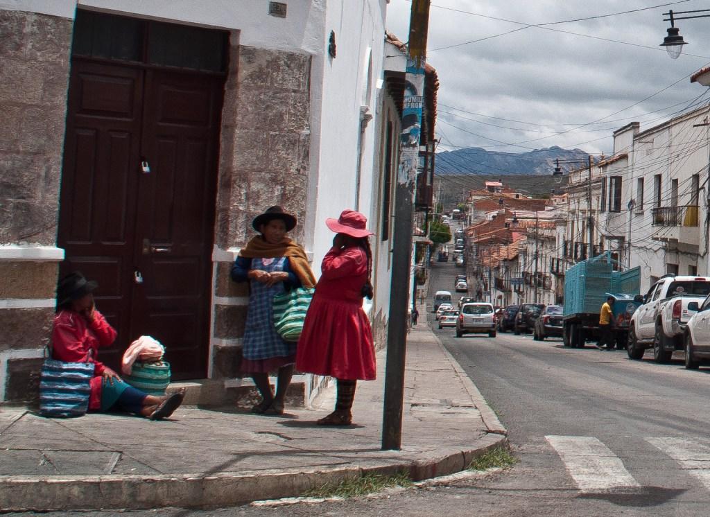Rues de Potosi