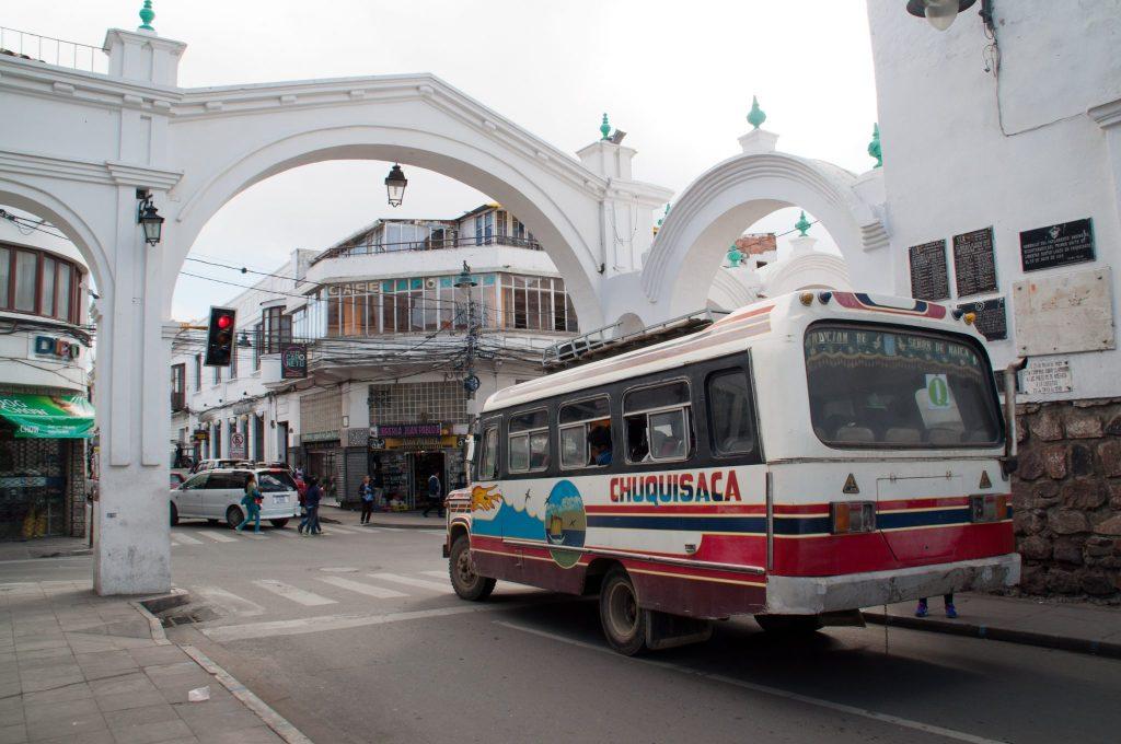Voyage Sucre Bolivie