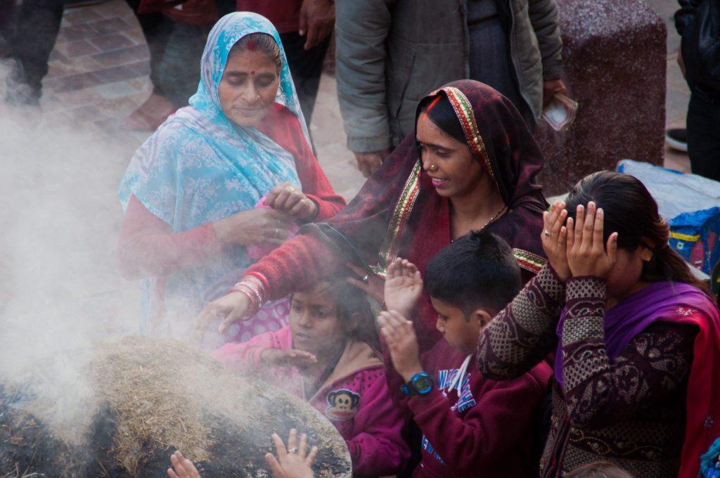 Cérémonies Népalaises