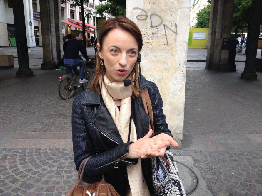 Les visites de Maud Paris