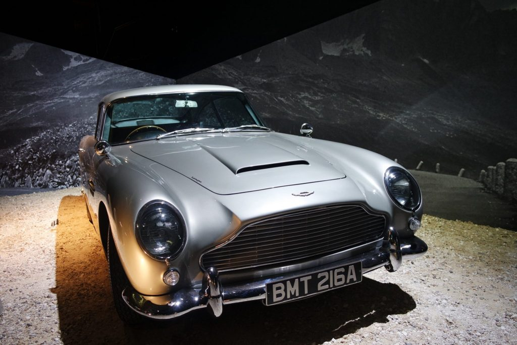 Aston Martin DB5 Bond