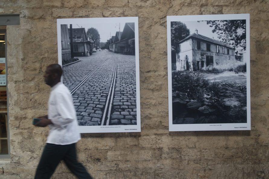 Expo Robert Doisneau Bercy