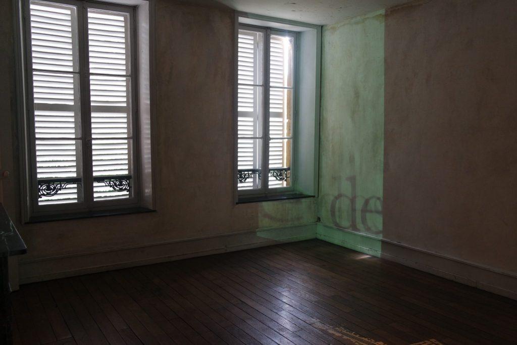 Chambre Rimbaud Charleville